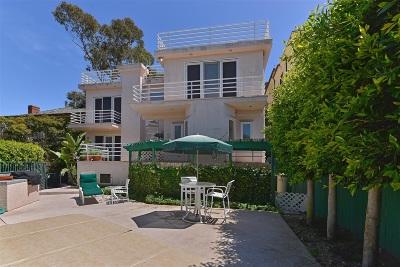 La Jolla Single Family Home For Sale: 1626 Kearsarge