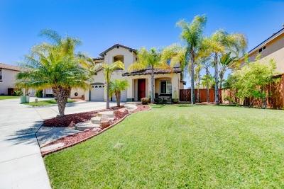 Chula Vista Single Family Home For Sale: 2574 High Trail Court