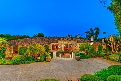 Rancho Santa Fe Single Family Home For Sale: 6275 Lago Lindo