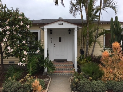 Single Family Home Sold: 1638 Sunset Cliffs Blvd.