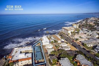 Ocean Beach Multi Family 2-4 For Sale: 1466-74 Pescadero Dr.