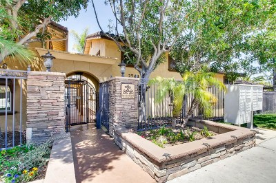 San Diego Attached For Sale: 2736 B St #103