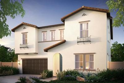 Chula Vista Single Family Home For Sale: 1358 Stearns Wharf Road