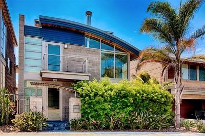 La Jolla Single Family Home For Sale: 331 Playa Del Norte