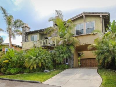Encinitas Single Family Home For Sale: 511 Hermes