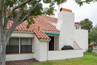 Attached For Sale: 16120 Avenida Venusto #18