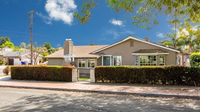 San Diego CA Single Family Home For Sale: $769,900