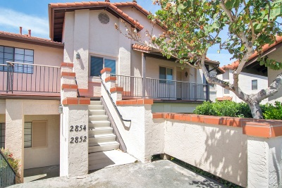 Carlsbad Attached For Sale: 2862 Englewood Way