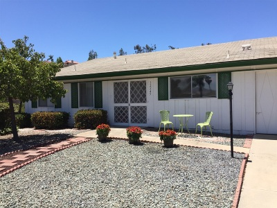 Single Family Home For Sale: 12245 Nivel Ct.