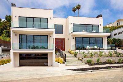 La Jolla Single Family Home For Sale: 934 La Jolla Rancho Rd
