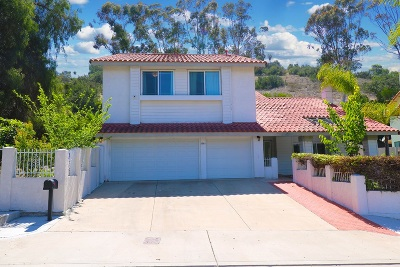 Bonita Single Family Home For Sale: 3944 Palm Drive