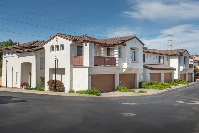 Scripps Ranch Attached For Sale: 10914 Ivy Hill Drive #8