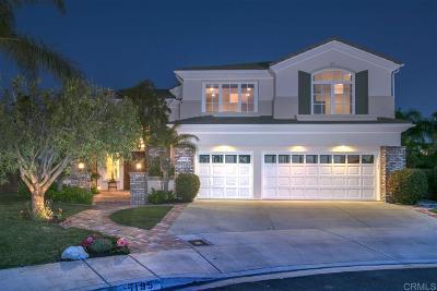 Single Family Home For Sale: 5195 Chelterham Ter