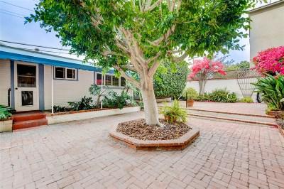 Coronado Single Family Home For Sale: 353 C Avenue