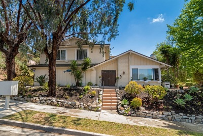 Oceanside Townhouse For Sale: 2166 Via Robles