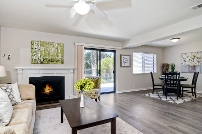 Carlsbad Attached For Sale: 6566 Corte Cisco
