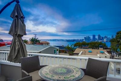 Coronado Single Family Home For Sale: 112 I Avenue
