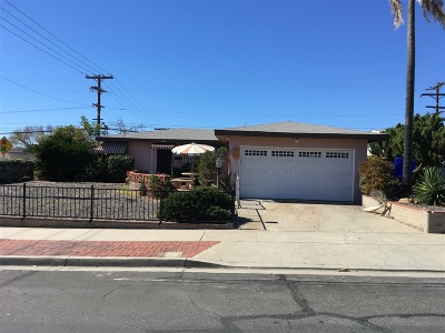 Single Family Home For Sale: 3516 Atlas Street