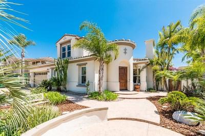 Carlsbad Single Family Home For Sale: 1261 Belleflower Rd