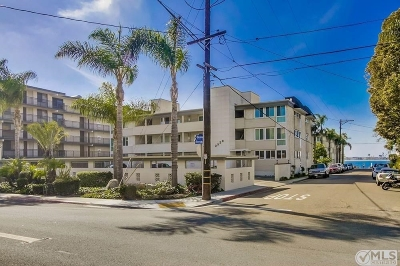 Pacific Beach Rental For Rent: 3920 Riviera Dr #H