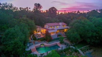 Escondido Single Family Home For Sale: 2785 Las Palmas Ave
