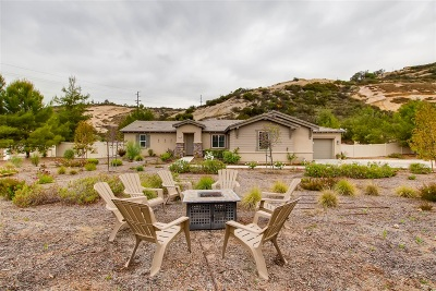 Valley Center Single Family Home For Sale: 14116 Winged Foot Cir