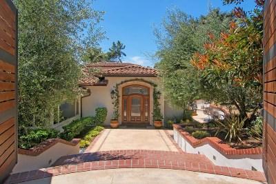 La Jolla Single Family Home For Sale: 6364 La Pintura Dr
