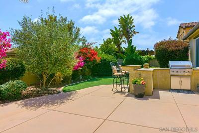 Single Family Home For Sale: 15887 Monte Alto Terrace