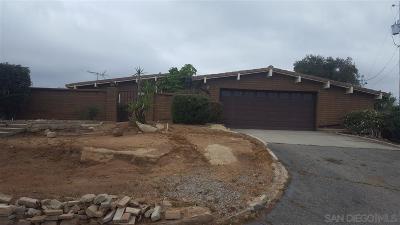 Valley Center Single Family Home For Sale: 32768 Via Del Venado