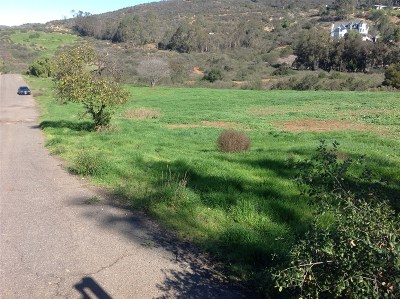 Vista Residential Lots & Land For Sale: Via Conca D'oro #57
