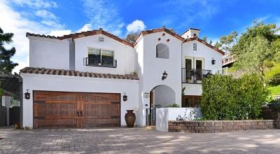 La Jolla Single Family Home For Sale: 7096 Caminito Valverde