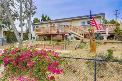Single Family Home For Sale: 410 W Alvarado Street