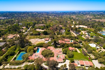 Rancho Santa Fe Single Family Home For Sale: 6130 Lago Lindo