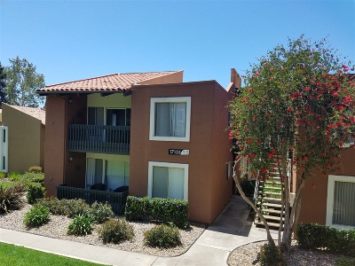 Attached For Sale: 17155 W. Bernardo Dr #202