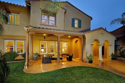 Carlsbad Single Family Home For Sale: 3259 Sitio Tortuga