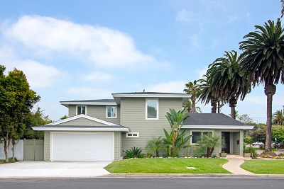 Point Loma Single Family Home For Sale: 803 Temple Street