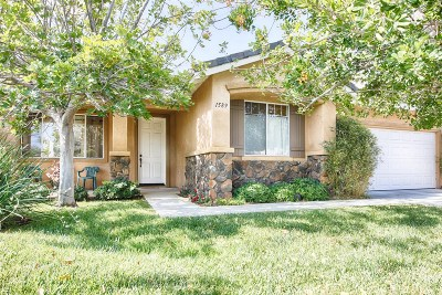 Vista Single Family Home For Sale: 1589 Summer Creek Court
