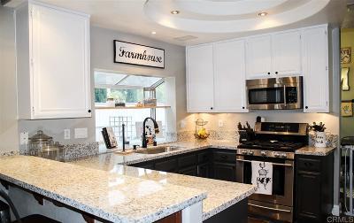 Oceanside Single Family Home For Sale: 4580 Avenida Privado