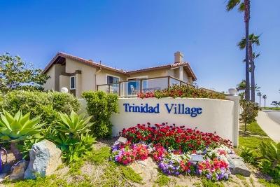 Coronado Cays Single Family Home For Sale: 60 Trinidad Bend