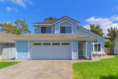 Oceanside Single Family Home For Sale: 5459 Elderberry Way