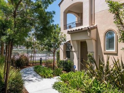 San Marcos Townhouse For Sale: 2320 Sentinel Lane