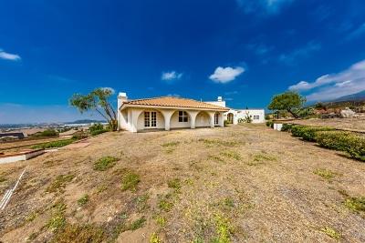 San Bernardino Single Family Home For Sale: 7077 N Magnolia Ave
