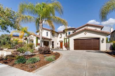 Single Family Home For Sale: 15524 Mission Preserve Pl