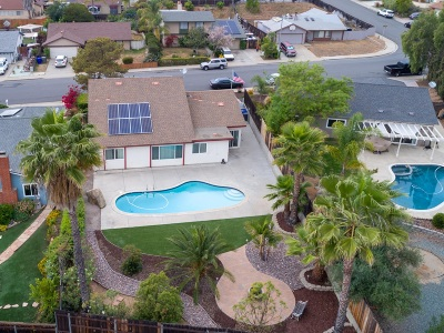 Poway Single Family Home For Sale: 13445 Floral Ave