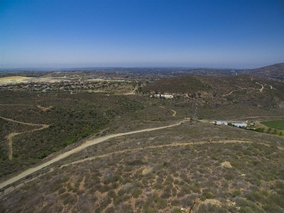 San Diego Residential Lots & Land For Sale: Camino Santa Fe #3