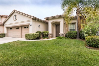 Escondido Single Family Home For Sale: 2388 Old Ranch Rd