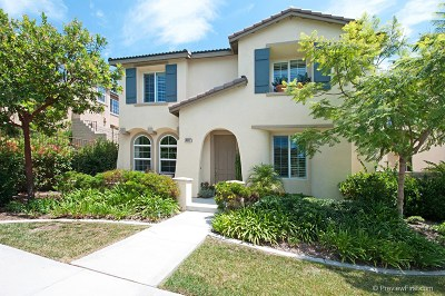 Carlsbad Single Family Home For Sale: 4832 Mesa Trail Pl