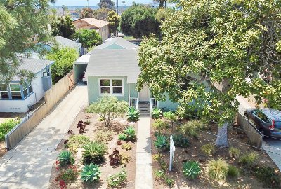 Oceanside Single Family Home For Sale: 1143 S Nevada