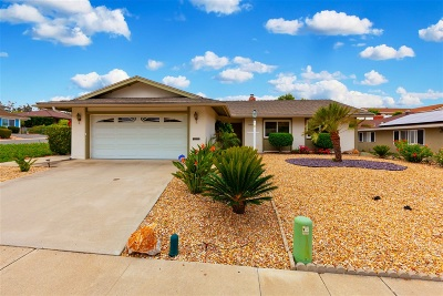 Single Family Home For Sale: 16604 Bernardo Oaks Dr