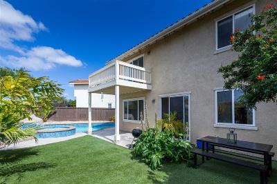 Chula Vista Single Family Home For Sale: 1745 Mendota Street
